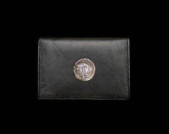 Fly Fishing Business Card Case
