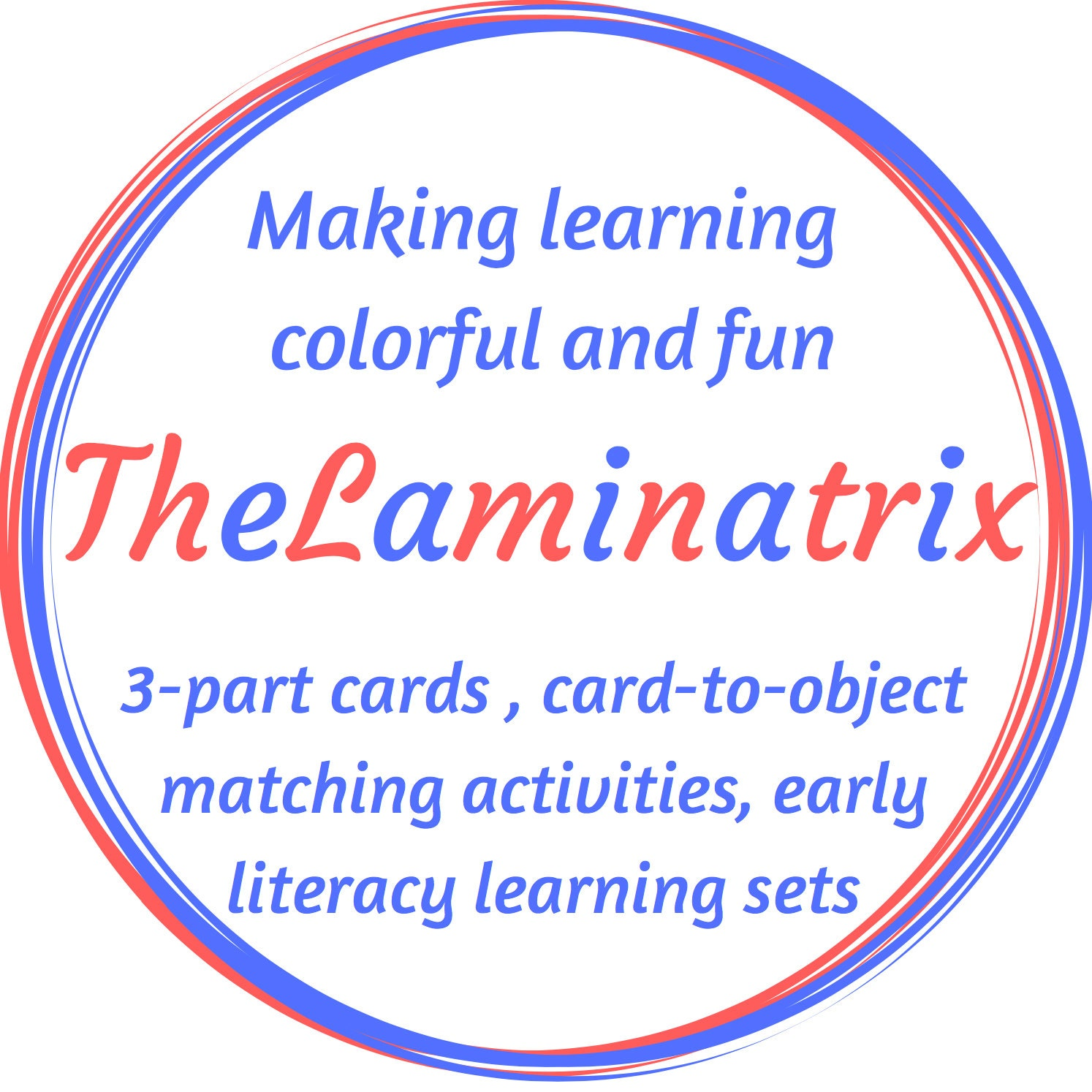 montessori inspired materials by thelaminatrix on etsy