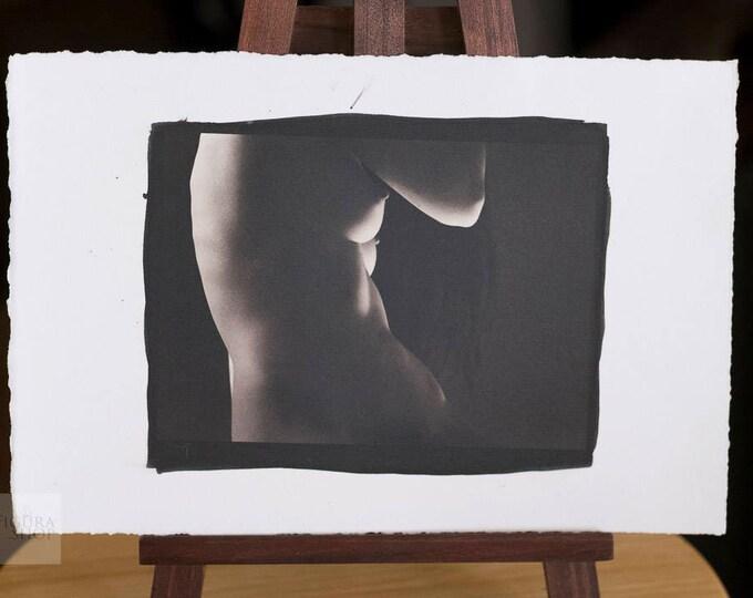 Featured listing image: Nude Palladium Print: Nude No. 2587