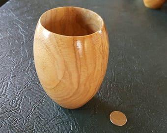 Small wood vessel