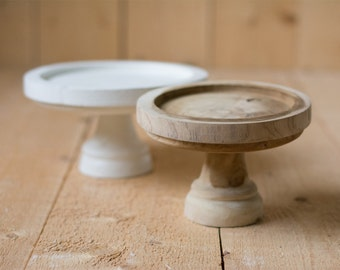 Cake Stand, Teak Wood, Cake Smash, First Birthday, Wooden Cake Stand, Photo Prop, Photo Props