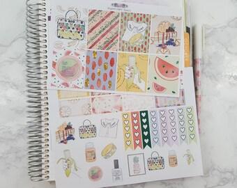 Tooty Fruity Weekly Kit