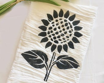 Farmhouse tea towel, farmhousedish towel, country linens