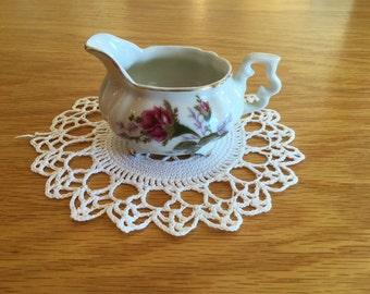Moss Rose Creamer - Item #1376