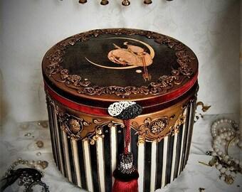 Joyeux Noël Новогодний набор керамических ёлочных игрушек в лучших традициях  belle époque