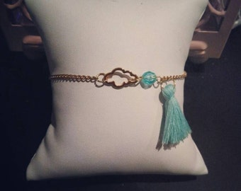 "Bracelet ""Turquoise Blue Dream"""