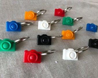 3D Printed Camera Keychain