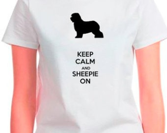 Old English Sheepdog T-Shirts - The English Collection