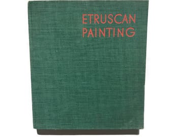 Etruscan Painting, 1952.