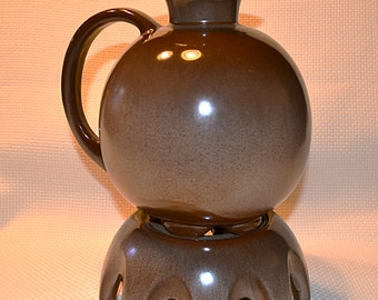 Frankoma Coffee Carafe and Warmer