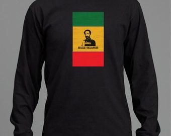Selassie cool Long sleeved tee  RLW226
