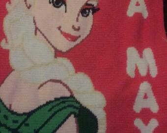 Elsa blanket/wall blanket