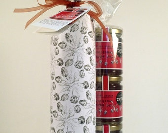 3 x GENNY GRAHAM Original Pepper Jelly Gift Pack (My Favourite)