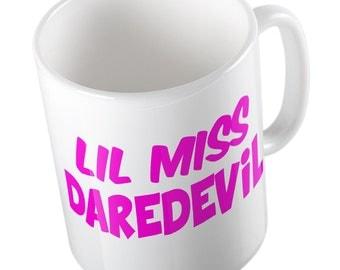 Lil' miss dare devil