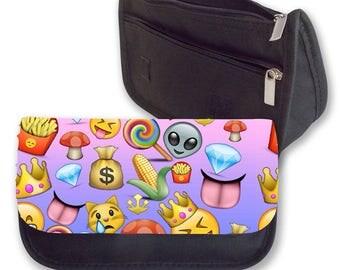 Emoji MIX pencil case / Make-up bag