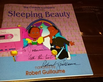 The Confetti Company Presents Sleeping Beauty- Storybook and Cassette Tape