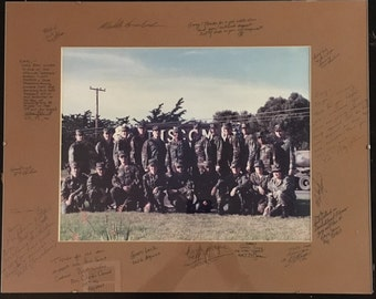 7th Infantry Division Light United States Army, Original Photograph.