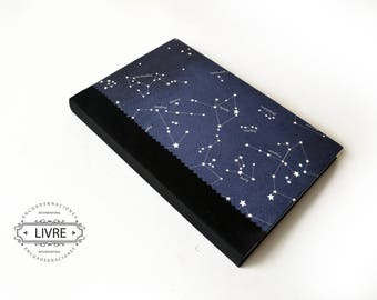 notebook constellation skechbook diary bookbinding calligraphy journal gifs