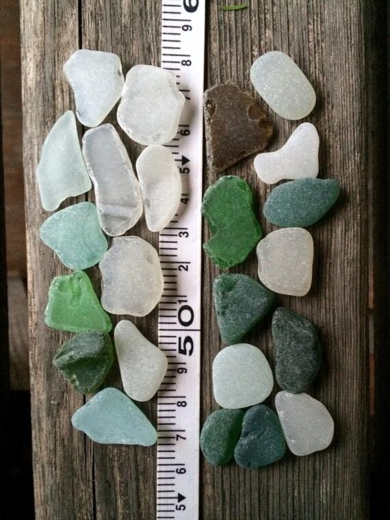 Tumbled Glass Genuine Sea Glass Bulk Sea Glass Beach
