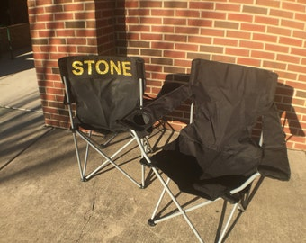 Personalized Folding Chair, Sports Chair
