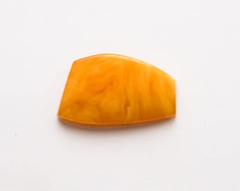Natural Butterscotch Baltic Amber Stone 9g