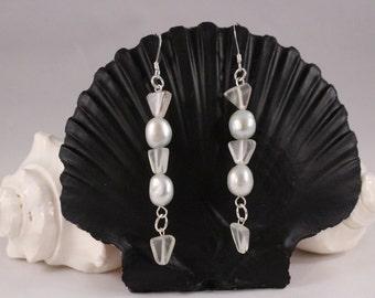 Moonstone pearls
