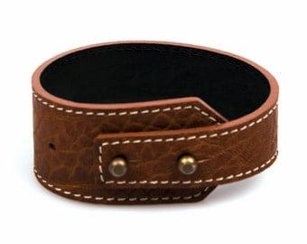 Mens Bracelet, Mens, For Men, Leather Bracelet, Mens Gift, Brown Bracelet, Gift for Men, For Him, Boyfriend Gift, For Husband,Mens Jewelery