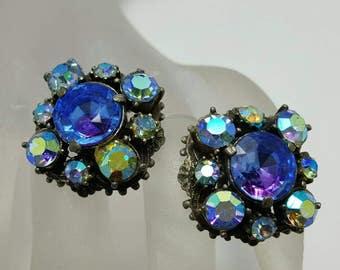 Florenza Art Glass Earrings