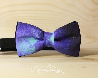 Milky Way Galaxy Bowtie star wars