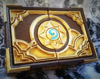 Hearthstone box, replica