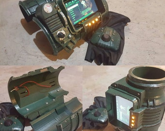 Sale! Pip-Boy 3000, 3D printed, Replica [FAN ART]