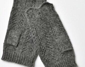 Crochet Fingerless Gloves - fingerless gloves - gloves - crochet gloves - wedding gloves - lace gloves - knitted gloves - bridal gloves