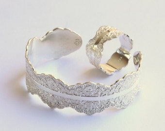 """Shop """"silver"""" in Jewelry Sets"""