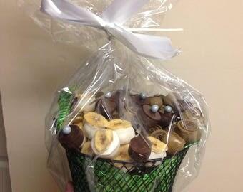Cakepop sampler gift basket