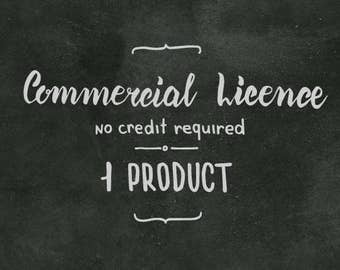 Limited Commercial License. No Credit Required. For Single Clip Art Set.