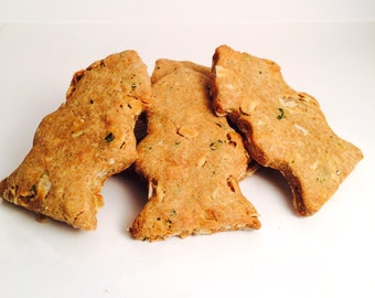 All-Natural Dog Treats, Fresh Breath Biscuits, Pumpkin and Peanut Butter Treats