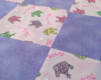 Fit for a Princess Baby Quilt