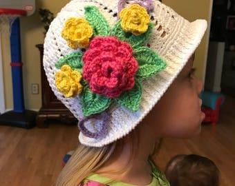 Russian cloche hat