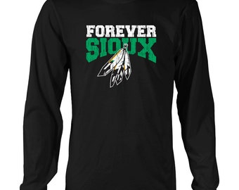 FOREVER SIOUX FEATHERS Long Sleeve Tee