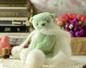 Teddy Bear Minty Toy Stuffed Animal 6,7 inches toys bears