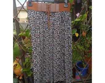 XL gypsy skirt