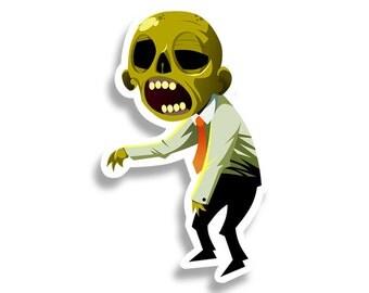Lil' Zombie Sticker