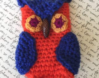 Knitted Cell Phone Cases, For Teens and Youth, Owl Phone Case, Cozy Phone Case, iPhone Case, Birthday Gifts