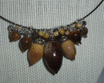 Acorn Necklace #34