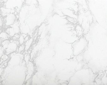 Peel & Stick Backsplash Decorative Matte Granite Contact Paper Self-adhesive Marble Wallpaper [P744 : 61cm(2.00 ft) X 200cm(6.56 ft)]