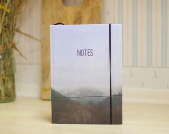 Notebook, BOSNIA Meadow Notebooks, Notes, Handmade, Agenda, Hard cover Journal, Journal, Calendar, Diary, Planner, Collage notebook, School