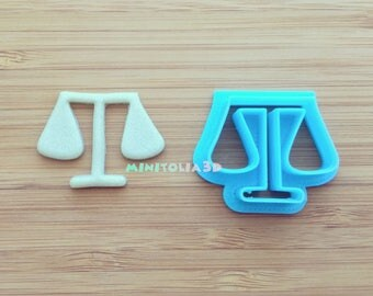 Scales Cookie Cutter