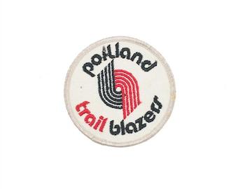 Portland Trailblazers Vintage Patch