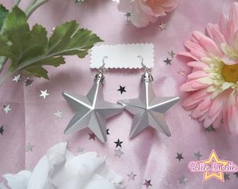 Etoiles earrings