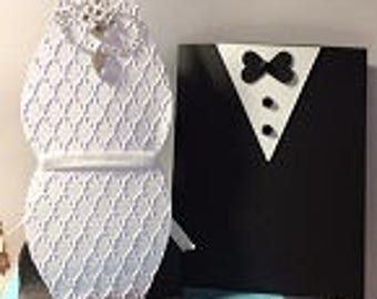 Bride and Groom Party Treat Bags (76)